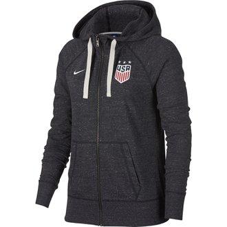 Nike USA Womens Gym Vintage Hoodie