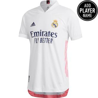 adidas Real Madrid Jersey Local Auténtica 20-21
