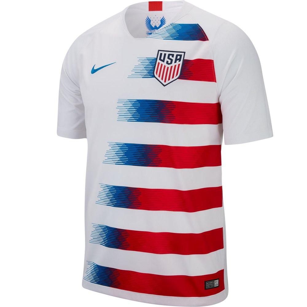 3d2a06532 Nike United States 2018 Home Stadium Jersey | WeGotSoccer