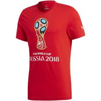 634cd8335 adidas FIFA World Cup 2018 Emblem Tee