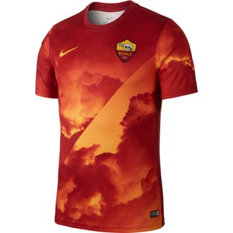 Nike 2019-20 AS Roma Academy Training Top