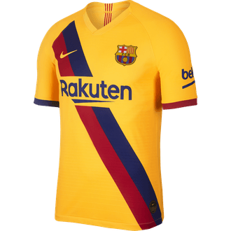 Nike FC Barcelona 2019-20 Away Authentic Match Jersey