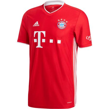 Adidas Bayern Munich Jersey de Local 20-21