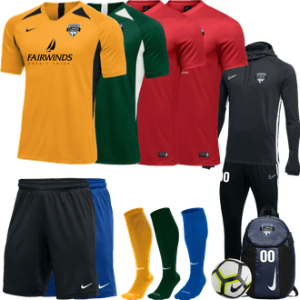 Florida Kraze Krush GK Required Kit
