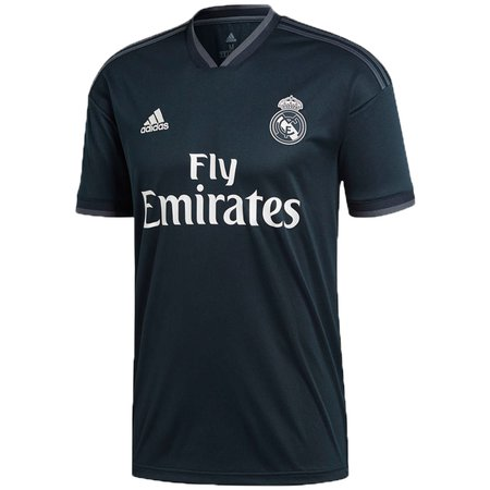 adidas Real Madrid 2018-19 Away Replica Jersey