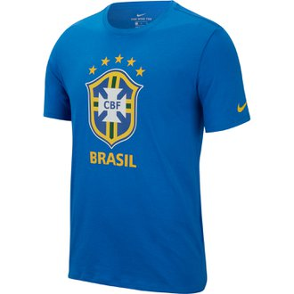 Nike Brasil Camiseta con Cresta