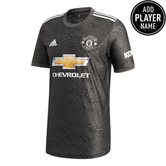 adidas Manchester United Away 2020-21 Men