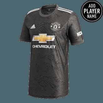 Adidas Manchester United Jersey de Visitante 20-21
