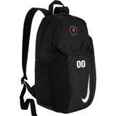 Capital SC Black Backpack
