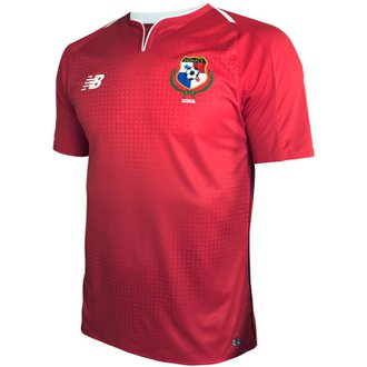 New Balance Panama 2018 World Cup Home Jersey
