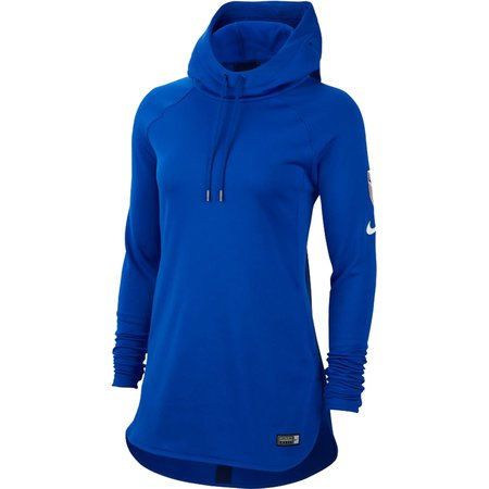 Nike Dri-Fit USA Women's Squad Pull Over Hoodie