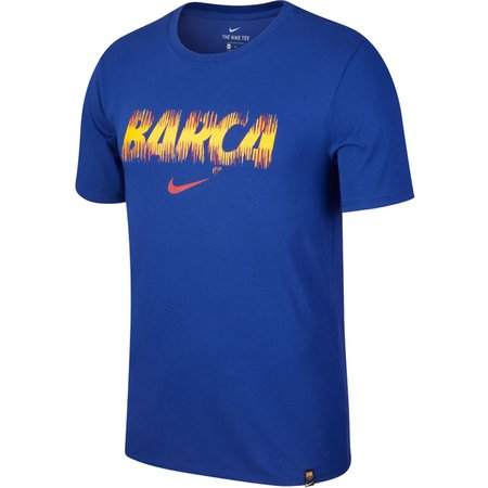 Nike FC Barcelona Dry Tee Preseason