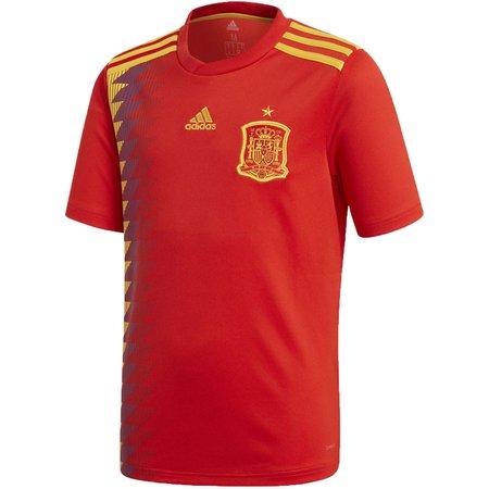 adidas España Jersey para la Copa Mundial 2018 para Niños