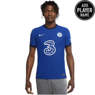 Nike Chelsea 2020-21 Home Authentic Vapor Match Jersey