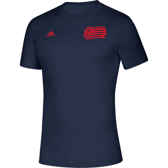 Adidas New England Revolution Creator SS Tee