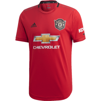 adidas Manchester United Home 2019-20 Authentic Jersey