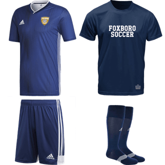 Foxboro Youth Soccer Required Match Kit
