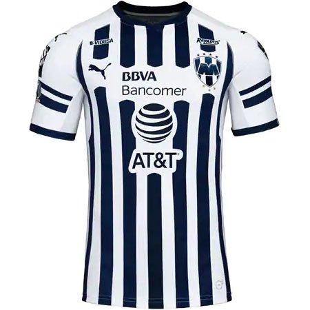 Puma Monterrey 2018-19 Home Replica Jersey