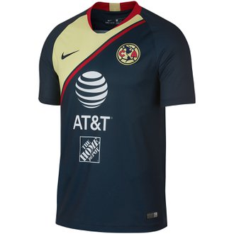 0c371374b Nike Club America Away 2018-19 Stadium Jersey