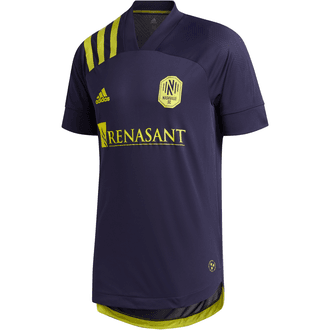 Adidas Nashville FC Away 2020 Authentic Match Jersey