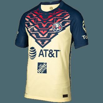 Nike Club América Jersey Auténtica de Local 21-22