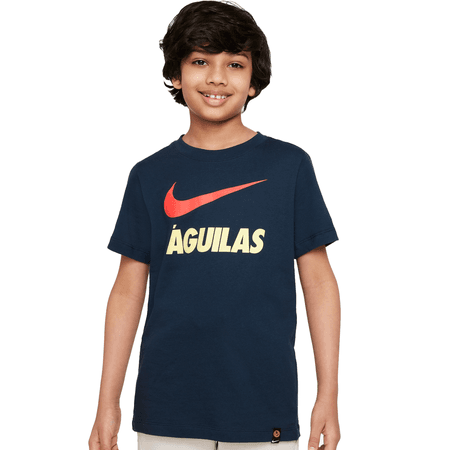 Nike 21-22 Club America Swoosh Youth Tee