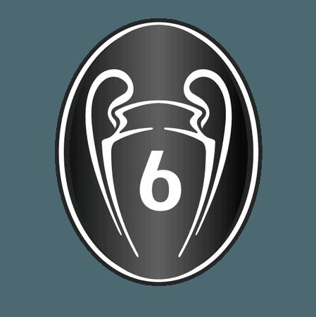 UEFA Champions League Badge of Honour 6