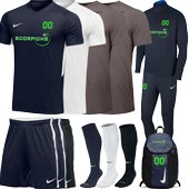 Scorpions SC Required Kit