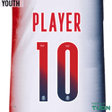 Chivas 2020-21 Youth Nameset