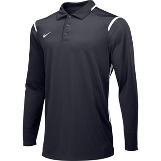 Nike Team LS Gameday Polo
