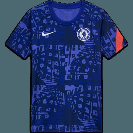 Nike Chelsea Dry Squad 2020-21 Camiseta pre-partido para Niños