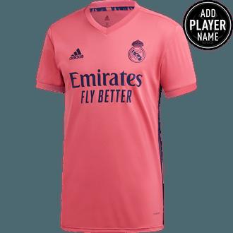 adidas Real Madrid Jersey Visitante 20-21