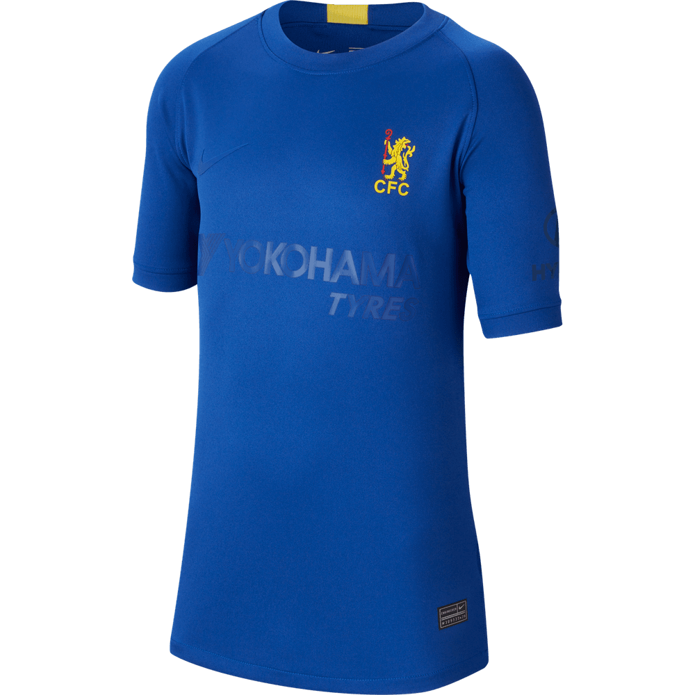 Nike 2020 Commemorative Chelsea Fa Cup Youth Stadium Jersey