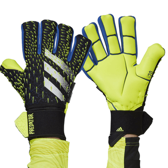 adidas Predator Match Finger Save Goalkeeper Gloves