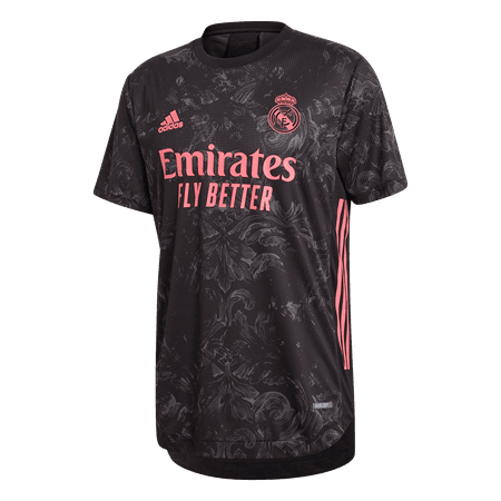 adidas Real Madrid 2020-21 Men's Third Authentic Jersey