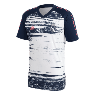 Adidas 2020-21 Real Madrid Pre-Match Top