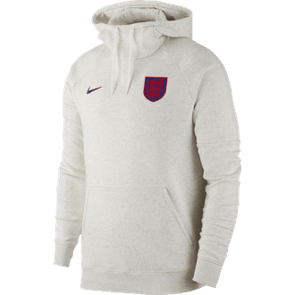 Nike England 2020 Fleece Pullover Hoodie