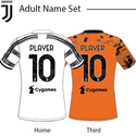 Juventus 20-21 Adult Nameset