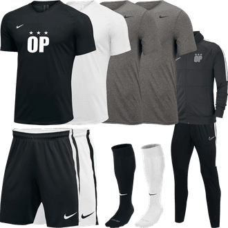 Ohio Premier SC U13-U18 Required Kit