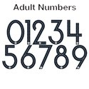 France 2018 Adult Numbers