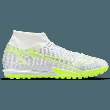 Nike Superfly 8 Academy Turf - Silver Safari