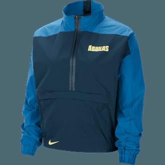 Nike Club América Chaqueta con media cremallera para Damas