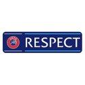 UEFA Champions League RESPECT Badge