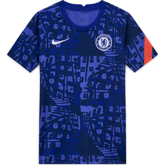 Nike Chelsea Dry Squad 2020-21 Youth Pre-Match Top