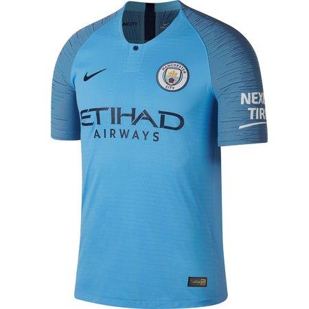 Nike Manchester City 2017-18 Home Vapor Match Jersey
