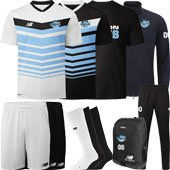 Boston Bolts ECNL Kit