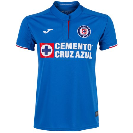 Joma 18-19 Cruz Azul Home Youth Jersey