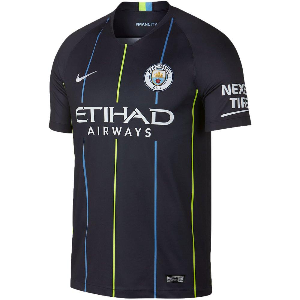 dc910082dc2 Nike Manchester City Away 2018-19 Stadium Jersey