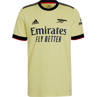 adidas Arsenal Jersey Visitante 21-22