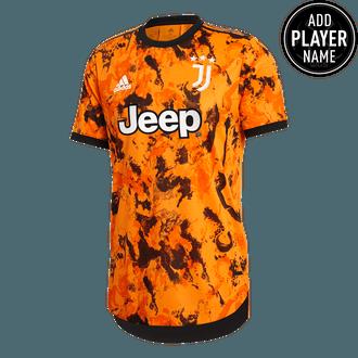Adidas Juventus Jersey Autentica de Tercera 20-21